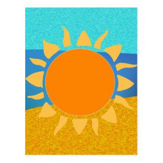 Carte Postale Couleurs vibrantes la Floride… Là où le Sun habite