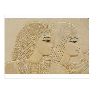 Carte Postale couples égyptiens