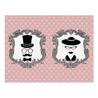 Carte Postale Couples vintages