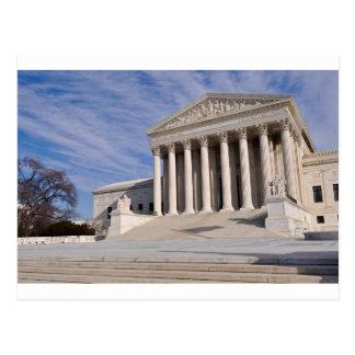 Carte Postale Court suprême des Etats-Unis