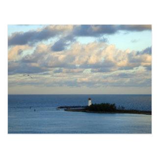 Carte Postale Coutume de la vue II de mer