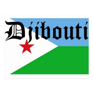 Carte Postale Coutume Djibouti d'Africankoko