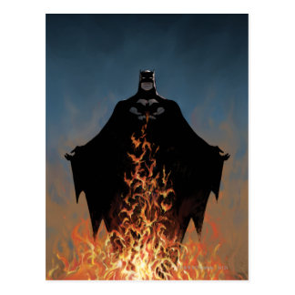 Carte Postale Couverture #11 de Batman vol. 2