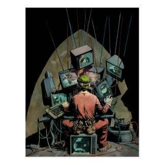 Carte Postale Couverture #14 de Batman vol. 2