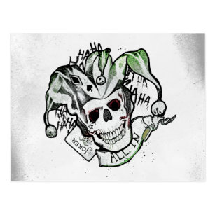 Invitations Faire Part Cartes Tatouage Joker Zazzle Fr