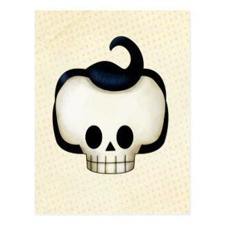 Carte Postale Crâne rebelle