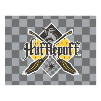 Carte Postale Crête de Harry Potter | Gryffindor QUIDDITCH™