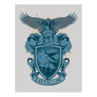 Carte Postale Crête de Harry Potter | Ravenclaw