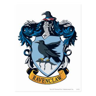 Carte Postale Crête gothique de Harry Potter   Ravenclaw