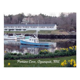 Carte Postale Crique de Perkins, Ogunquit, Maine