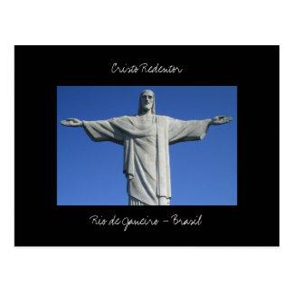 Carte Postale Cristo Redentor