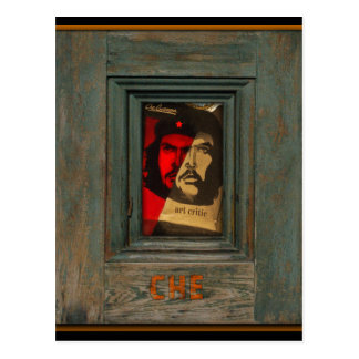 Carte Postale Critique d'art de Che