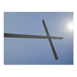 Carte Postale Croix chrétienne