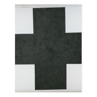 Carte Postale Croix noire, c.1923