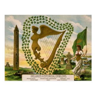 Carte Postale Cru : Le jour de Patrick de saint -