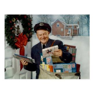 Carte Postale Cru : Noël -