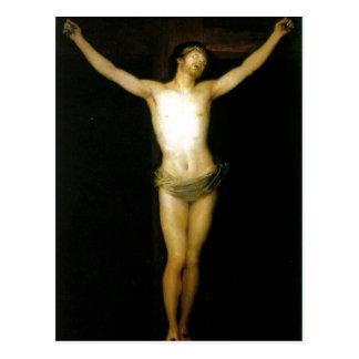 Carte Postale Crucificado de Cristo de description sommaire. Del