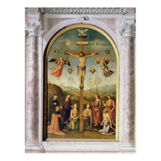 Carte Postale Crucifixion