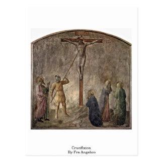 Carte Postale Crucifixion par ATF Angelico