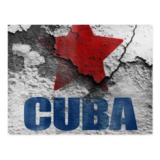 Carte postale cubaine