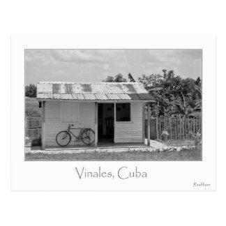 CARTE POSTALE CUBAN HOME