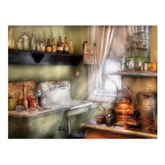 Carte Postale Cuisine - la cuisine de Momma