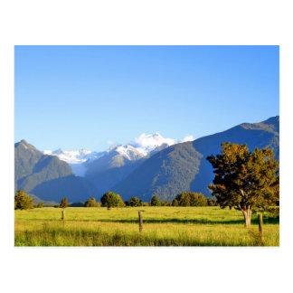 Carte Postale Cuisinier et bâti Tasman, Nouvelle Zélande de bâti