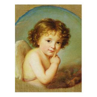 Carte Postale Cupidon