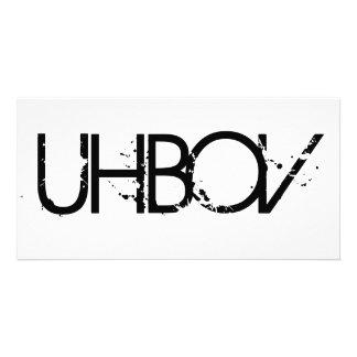 Carte postale d UHBOV Photocarte