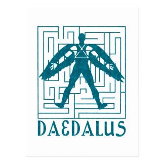 Carte Postale Daedalus