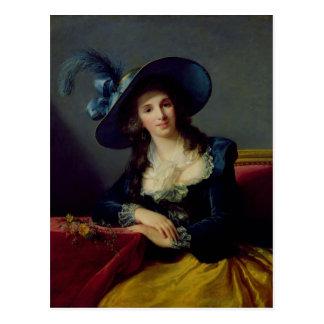 Carte Postale d'Aguesseau d'Antoinette-Elisabeth-Marie