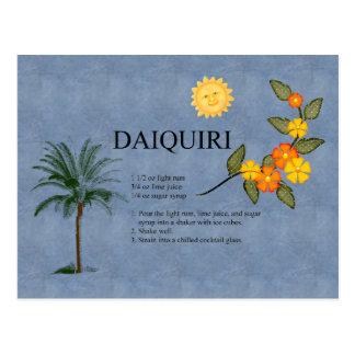 Carte Postale Daiquiri