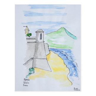 Carte Postale d'Ajaccio de Citadelle, Ajaccio | Corse, France