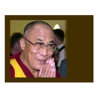 Carte Postale Dalai Lama