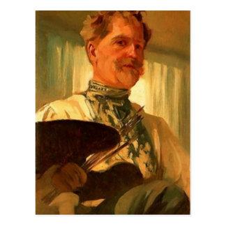 Carte postale d'Alphonse Maria Mucha