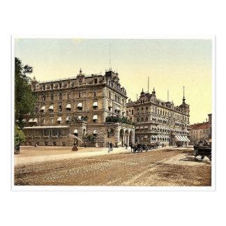 Carte Postale Dans le Heedenthor, classique Photoch de Brême,