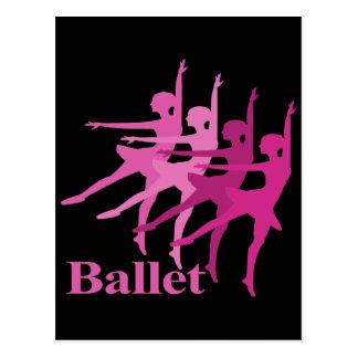 Carte Postale Danseurs classiques