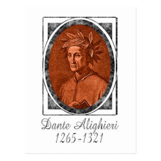 Carte Postale Dante Alighieri
