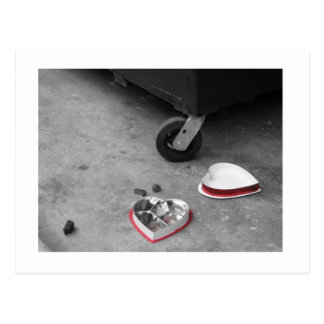 carte postale d'anti-Valentine