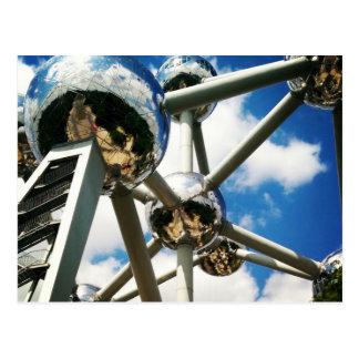 Carte postale d'Atomium