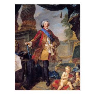 Carte Postale Dauphin de Louis de la France
