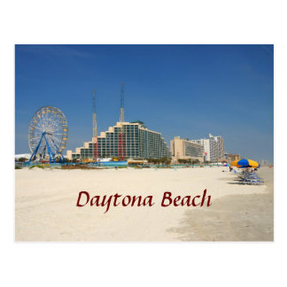 Carte Postale Daytona Beach la Floride