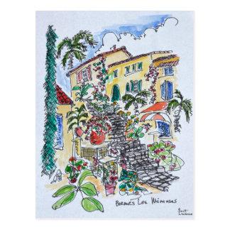 Carte Postale D'azur des Bormes-les-Mimosas |