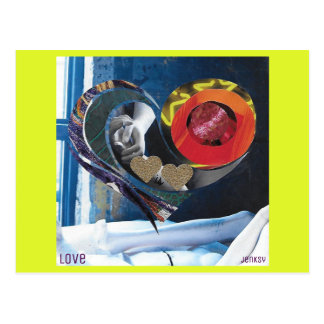 """Carte postale de """"amour"""""""