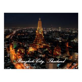 Carte postale de Bangkok