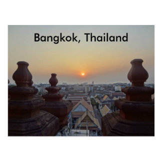 Carte postale de Bangkok, Thaïlande