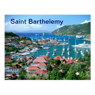 Carte postale de Barthelemy de saint