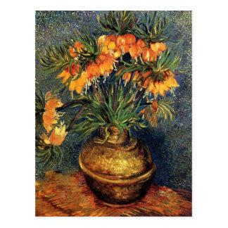 Carte postale de beaux-arts de Vincent van Gogh