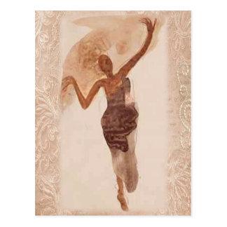 Carte Postale ~ de beaux-arts le danseur c1906