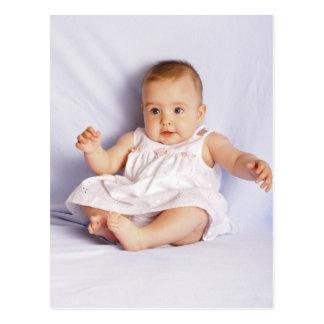 Carte postale de bébé